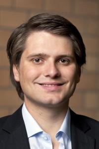 Oliver Flueckiger, CEO & Co-Founder Rayneer